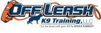 Off Leash K9 Logo
